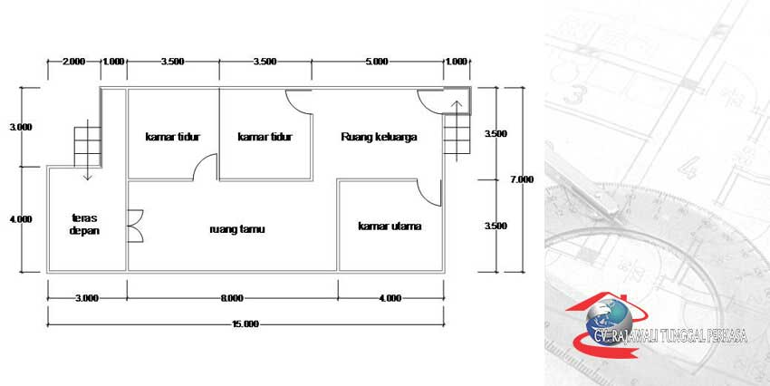 Rumah-Kayu-Tipe-105-(7-×-15)-D