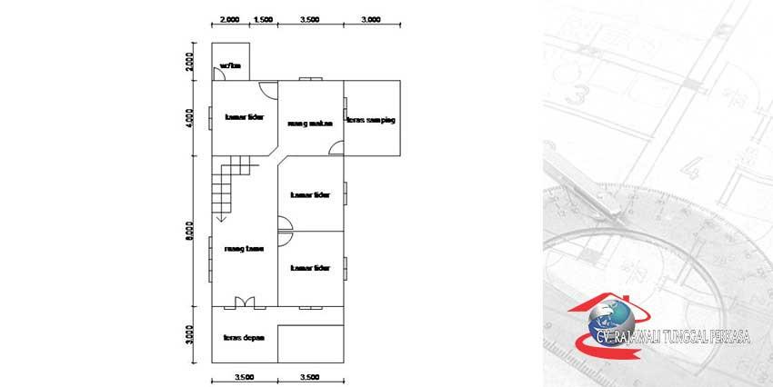 Rumah-Kayu-Tipe-63-(7-×-9)-B